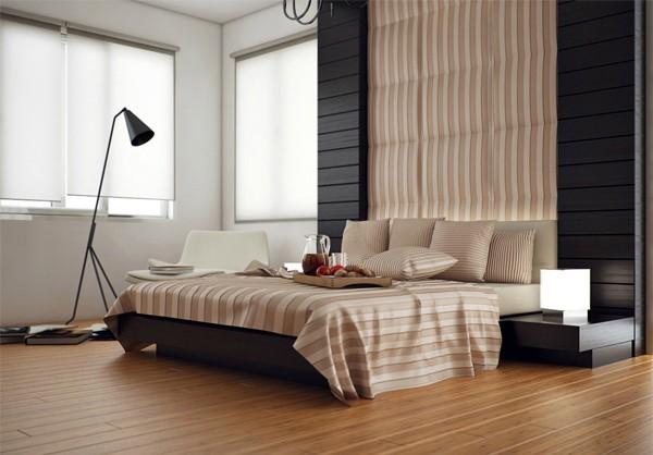 Phòng ngủ tuyệt đẹp cho đời sống hiện đại