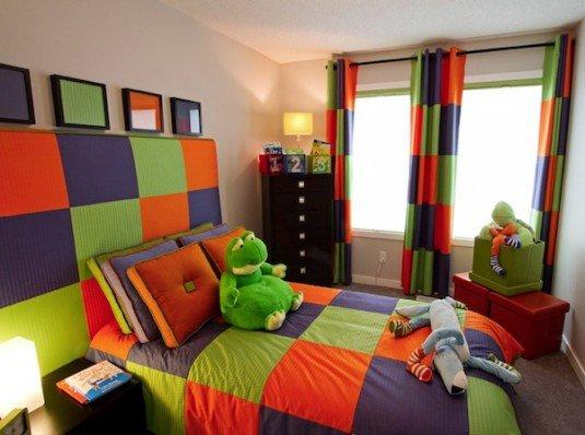 Thiết kế tuyệt đẹp cho phòng ngủ của bé