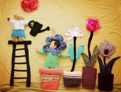 5 mẫu trang trí tường cho căn phòng của bé
